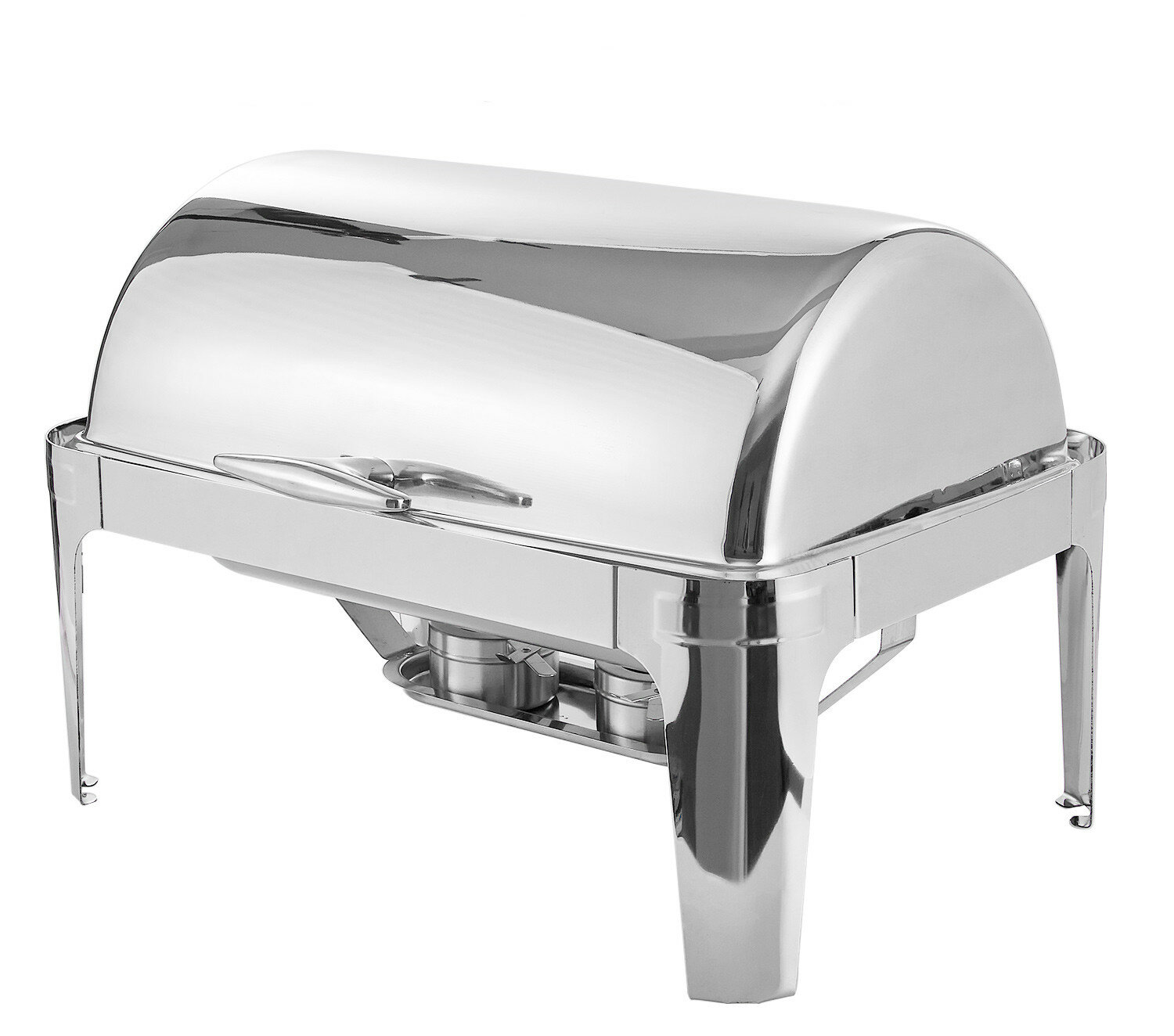 Stainless Steel Roll Top 8 qt