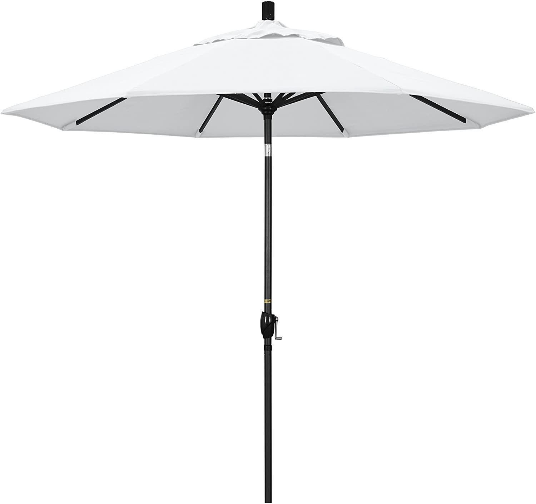 White Table Umbrella
