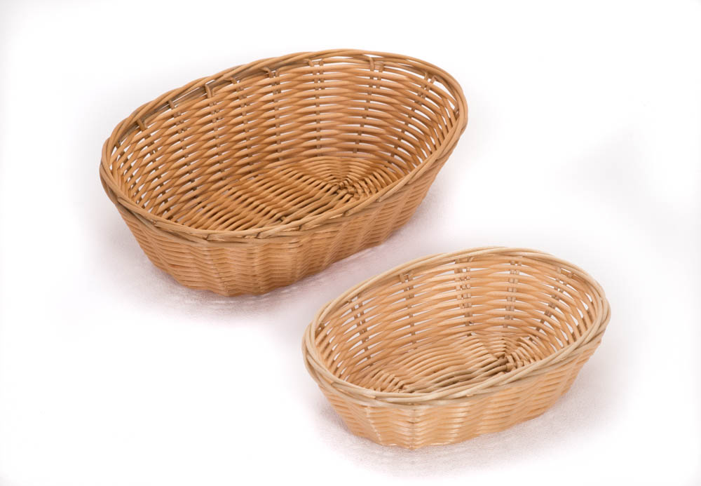 Wicker Bread Basket (Large-Small)
